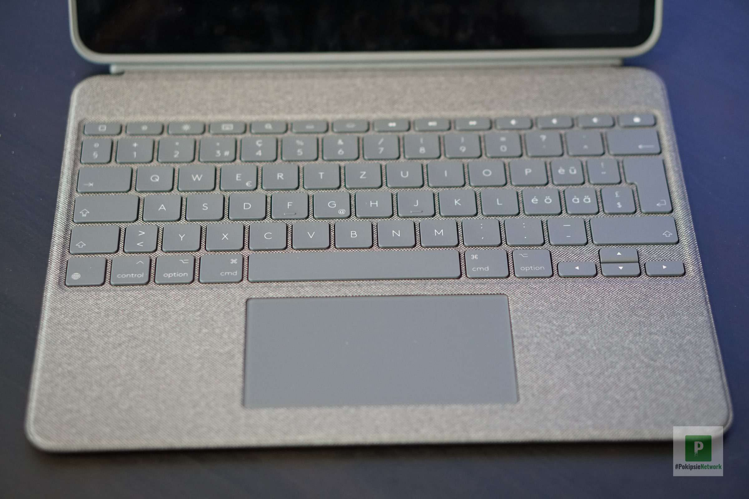 Das Tastaturlayout