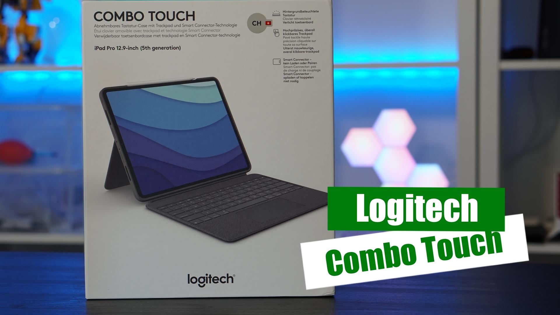 Video – Logitech Combo Touch fürs iPad Pro 2021