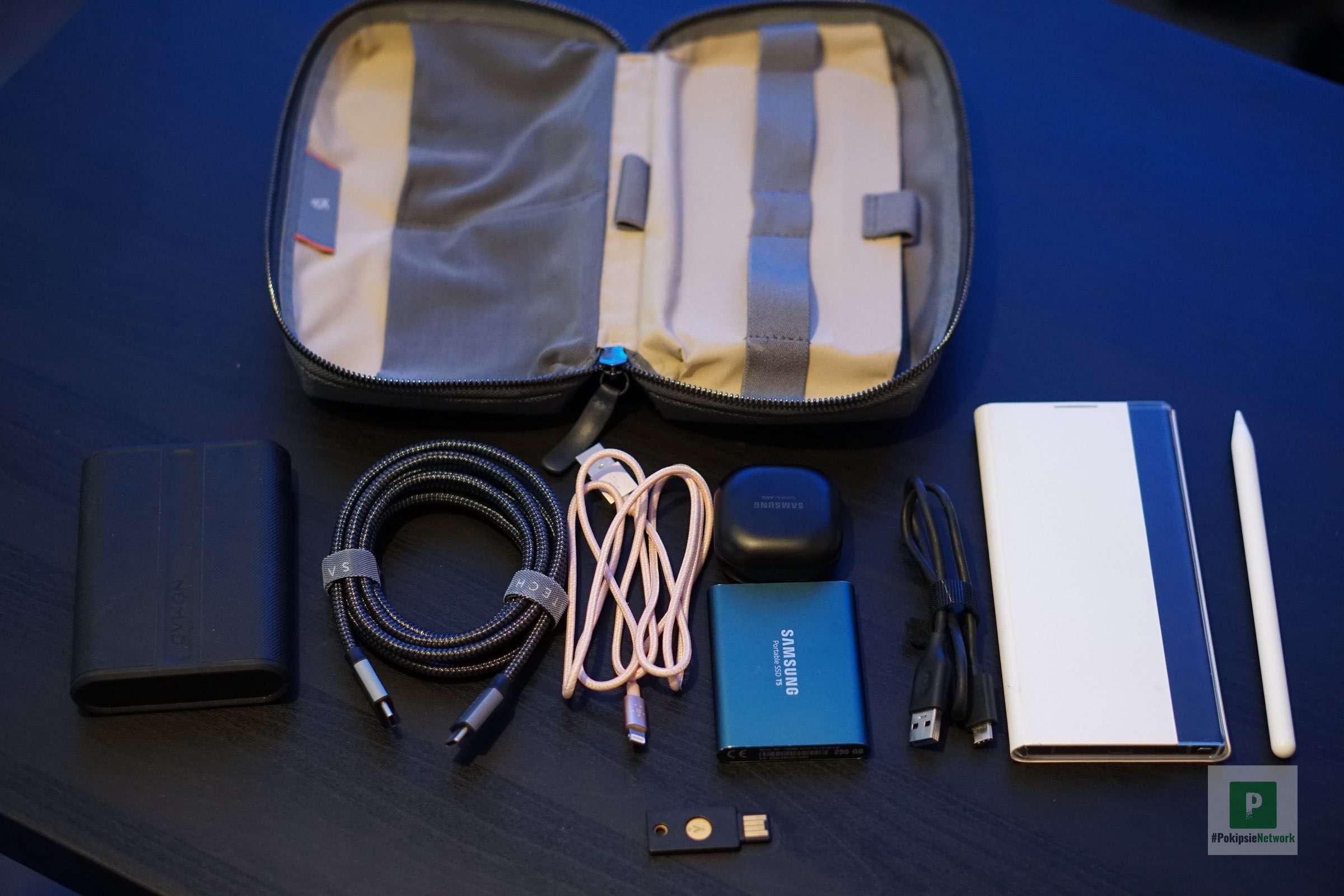 All das findet platz im Tech Kit