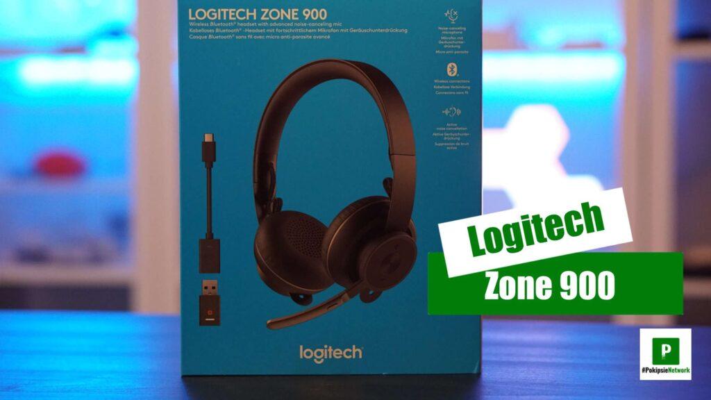 Headerbild zum Logitech - Zone 900