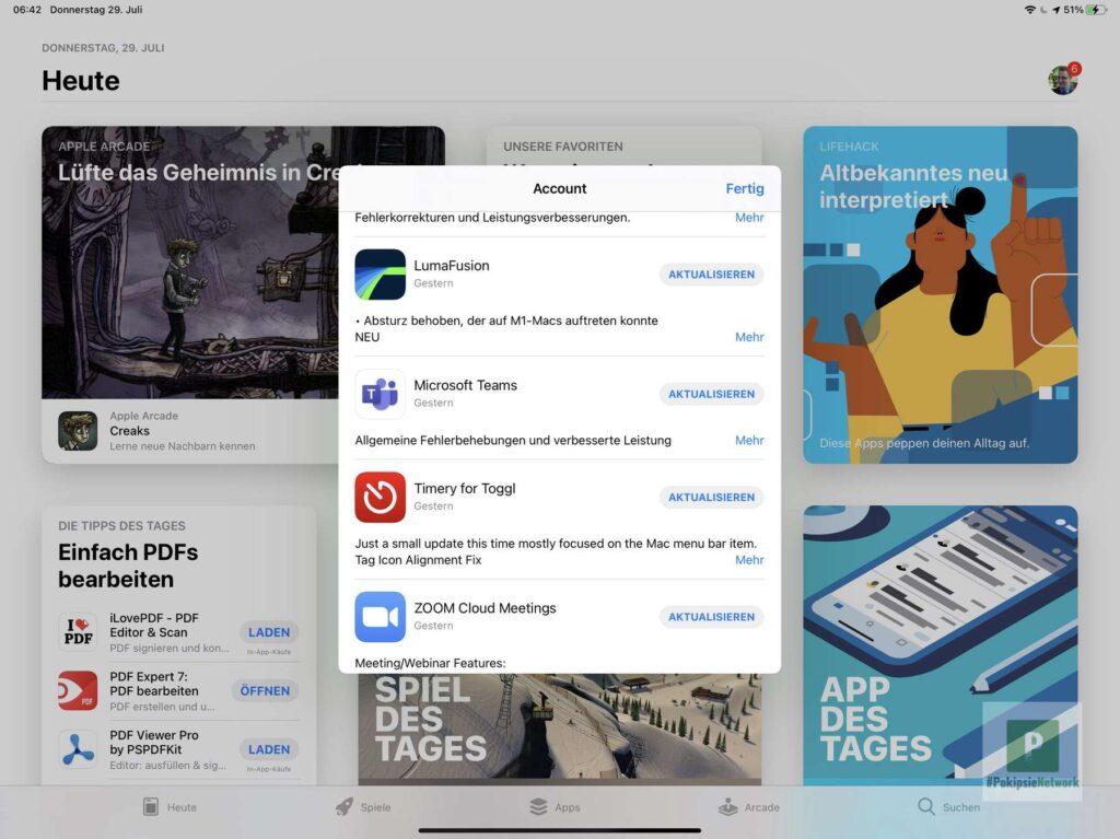 LumaFusion 3 - Direkter Zugriff auf externe Medien