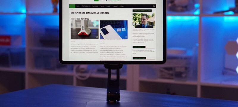 Twelve South – HoverBar Duo fürs iPad