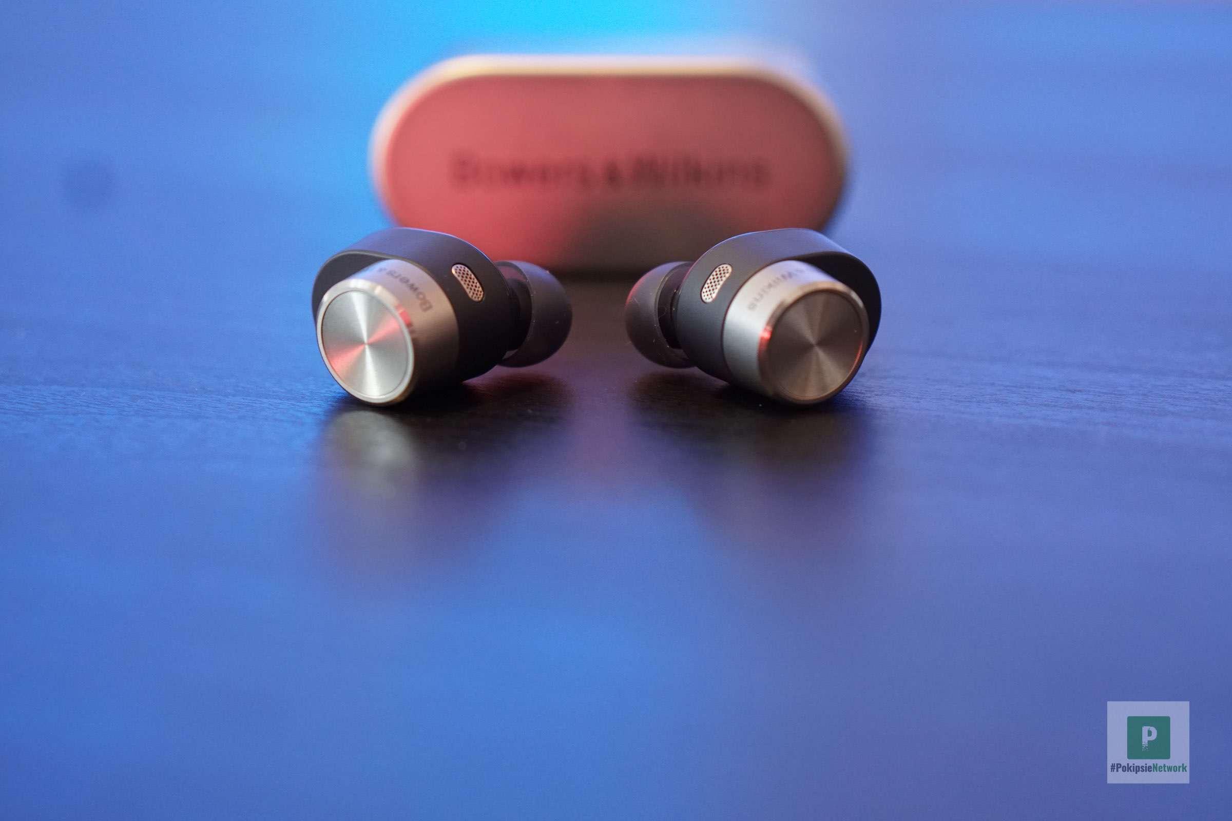 Der Ohrhörer