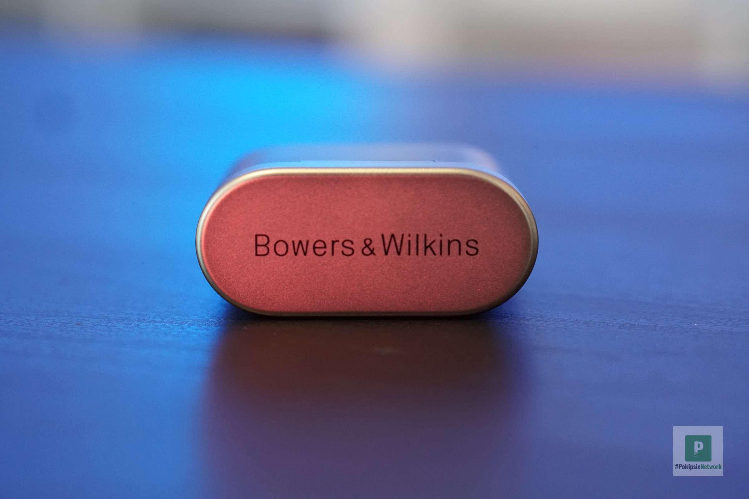 Der Bowers & Wilkins-Brand