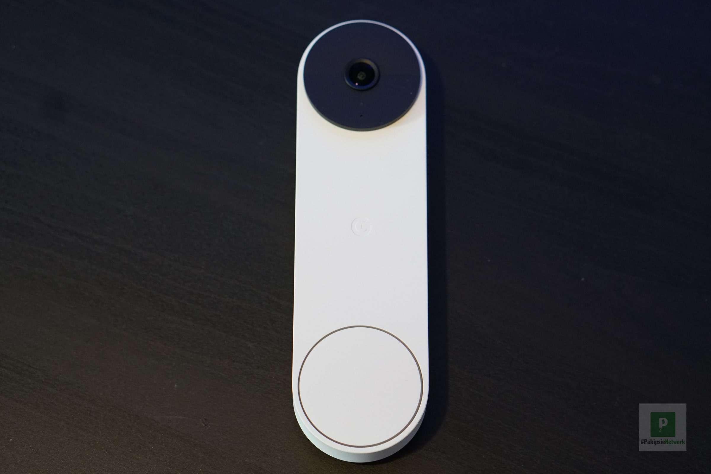 Die komplette Doorbell