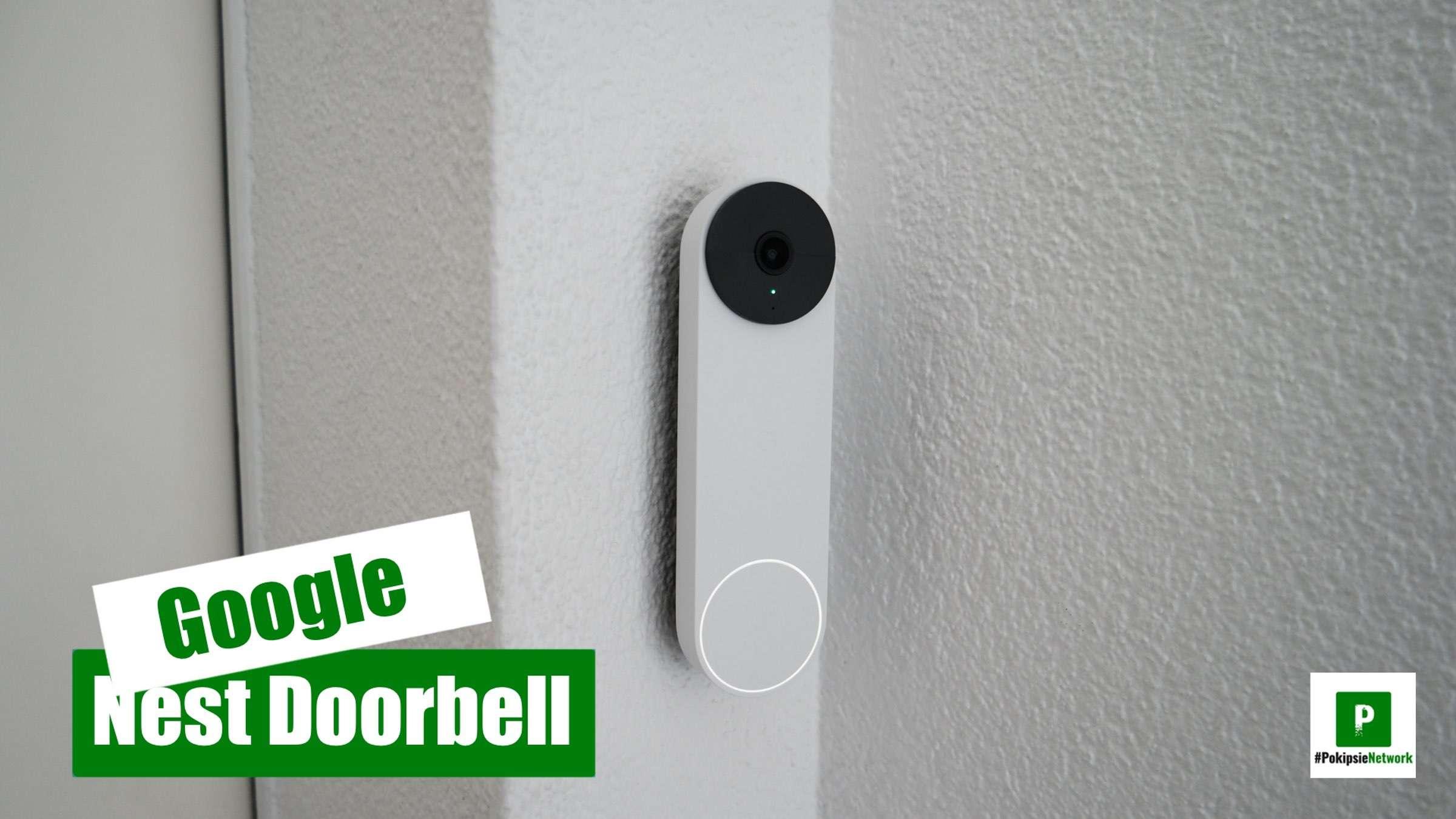Video – Google Nest Doorbell