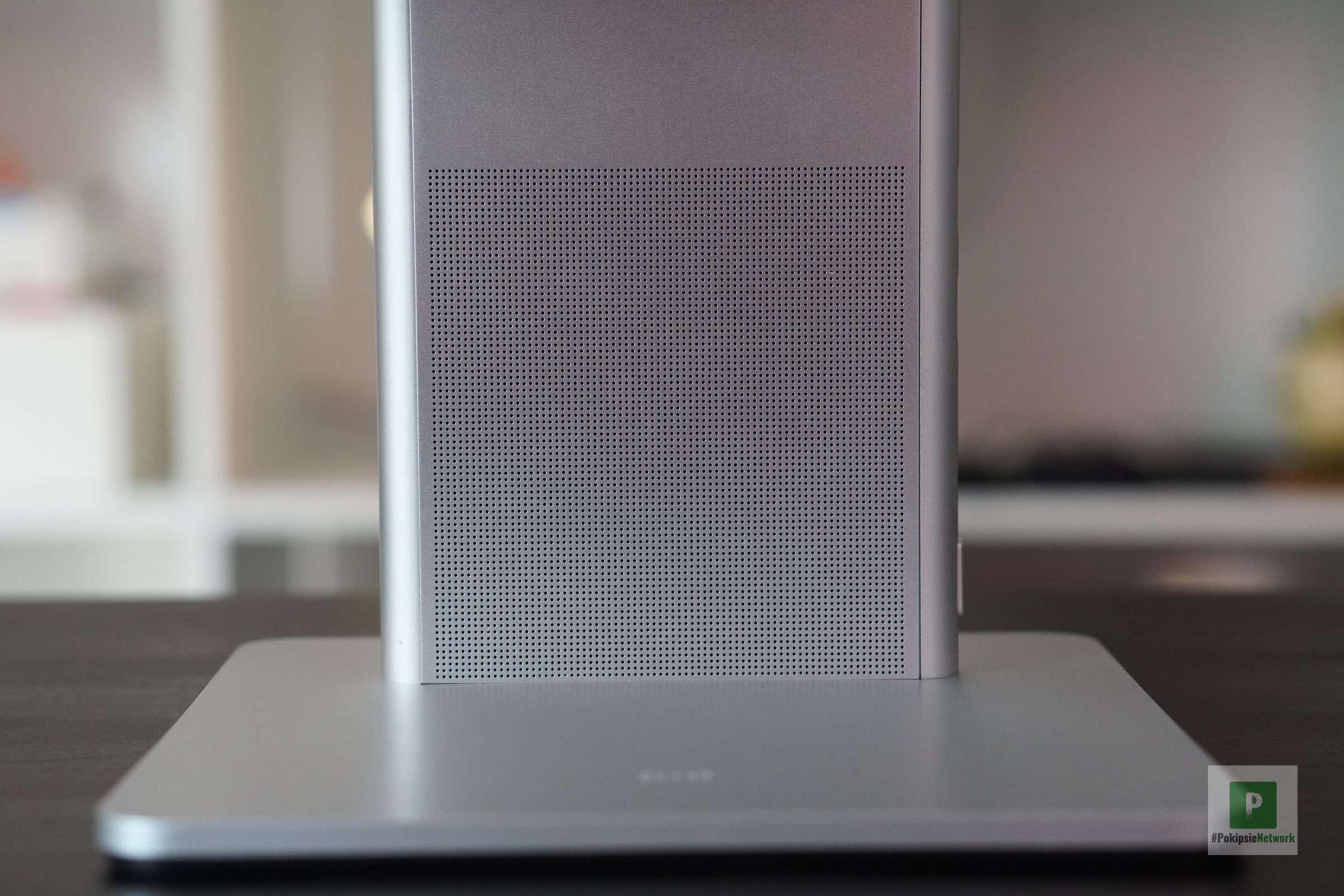 Der integrierte Lautsprecher