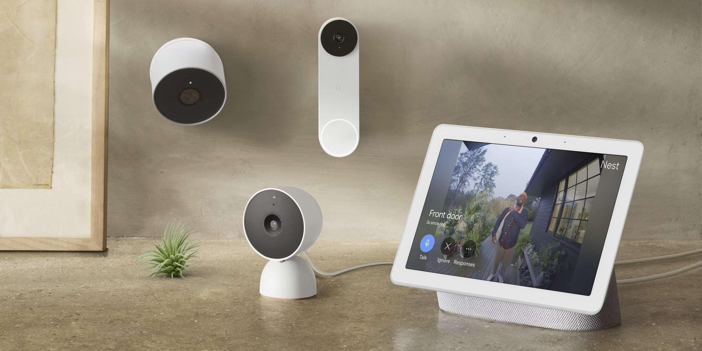Neue Nest Kameras und Türklingeln vorgestellt – Nest Cam und Nest Doorbell