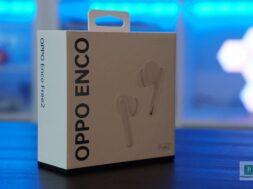 OPPO – Enco Free2