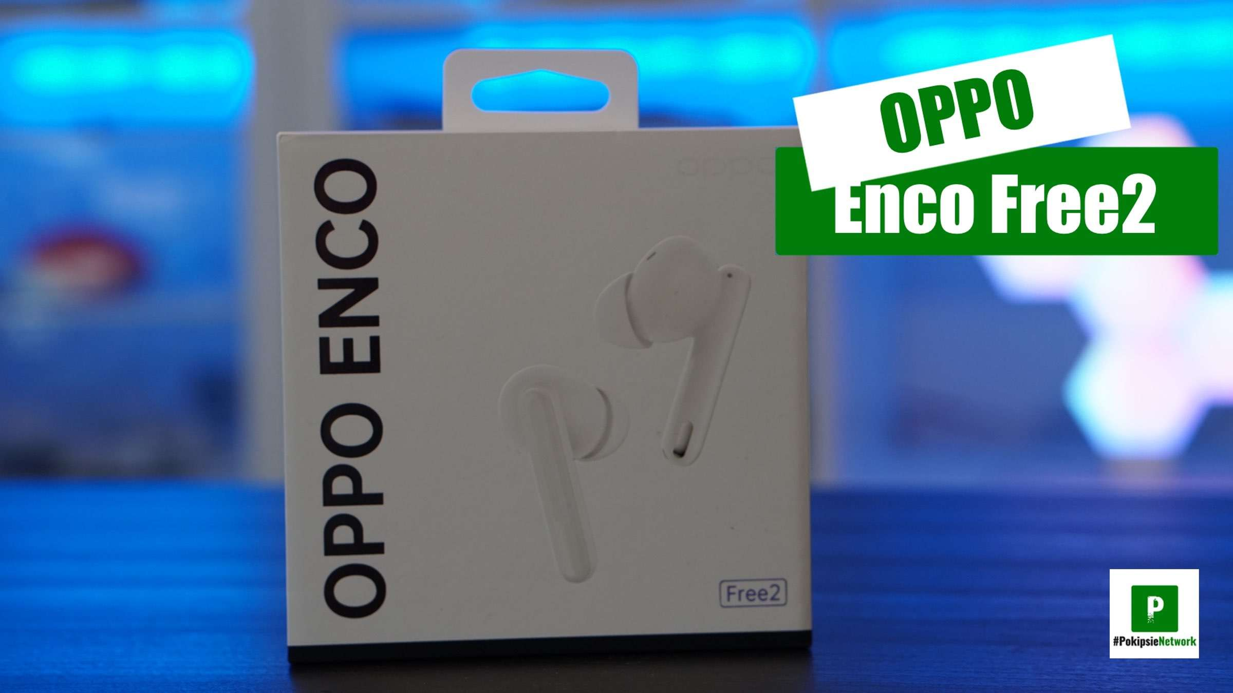 Video OPPO Enco Free2