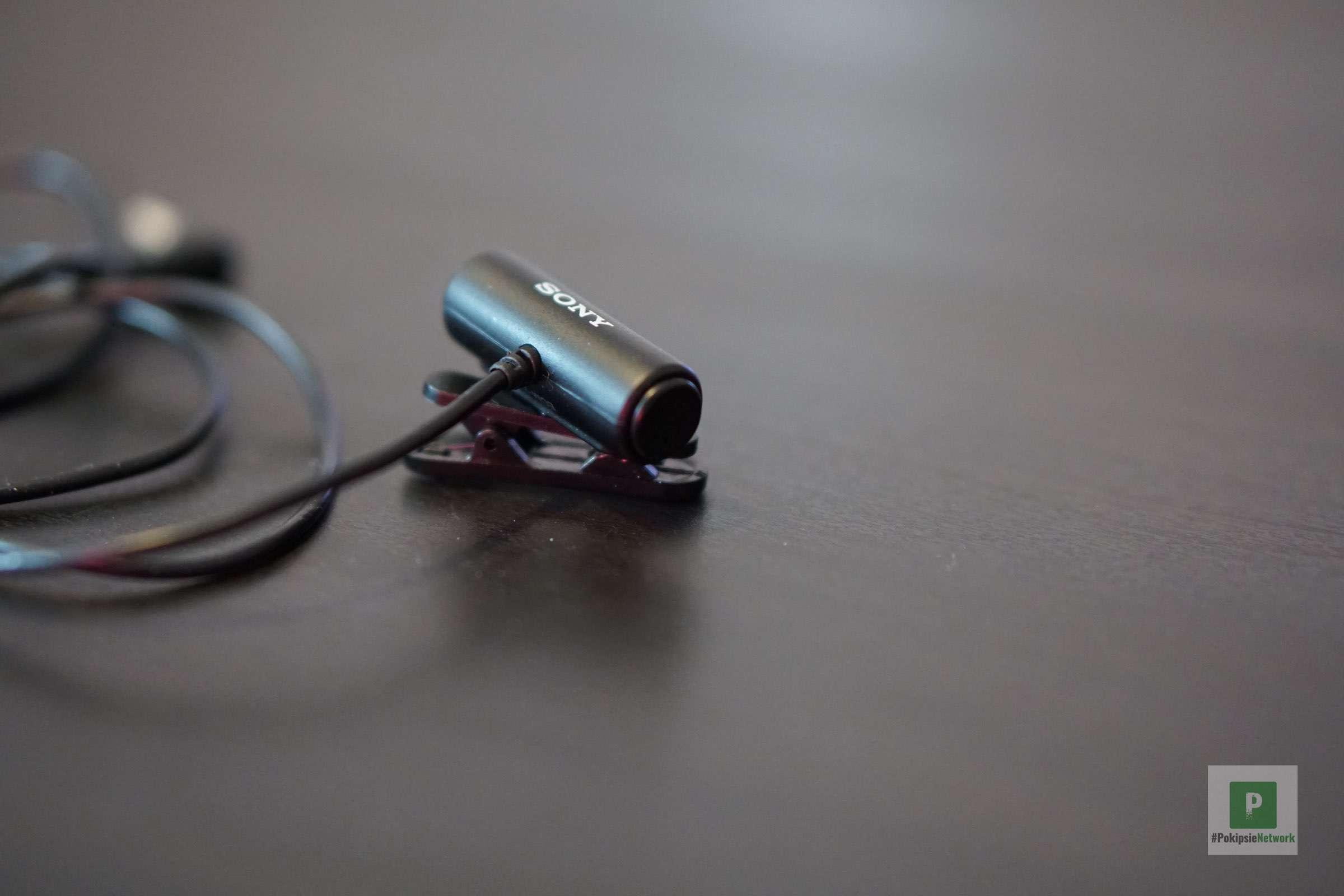 Das Stereo Lavaliermikrofon