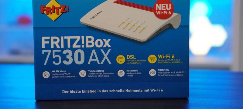 AVM – FRITZBox 7530 AX