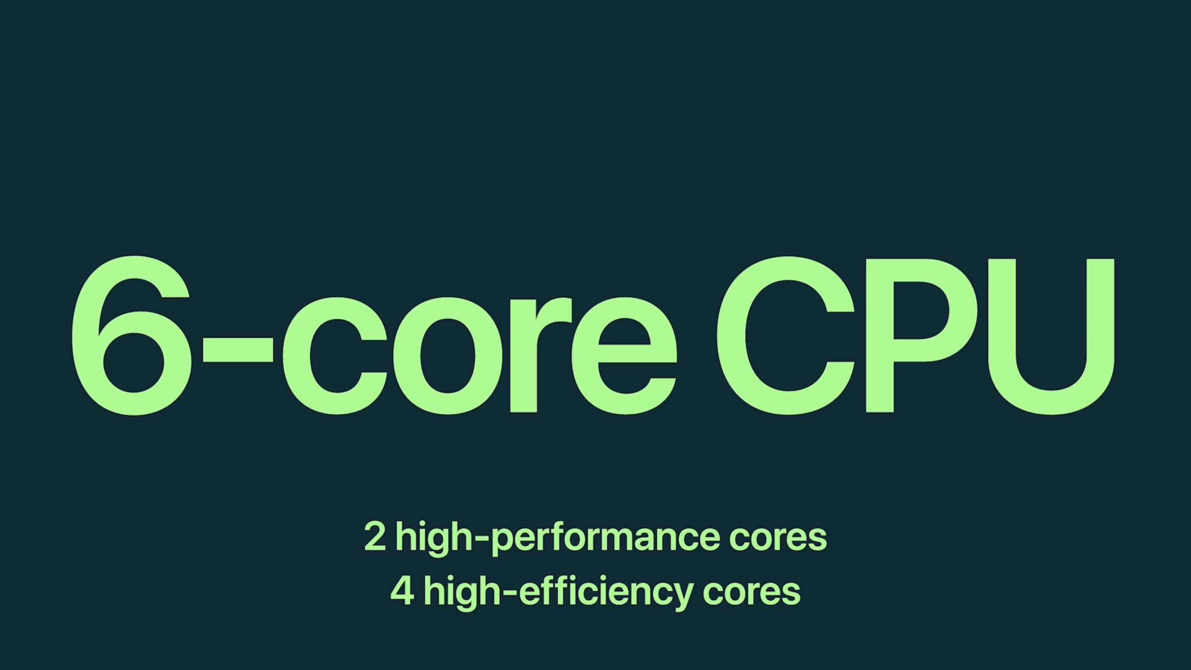 Viel CPU Leistung