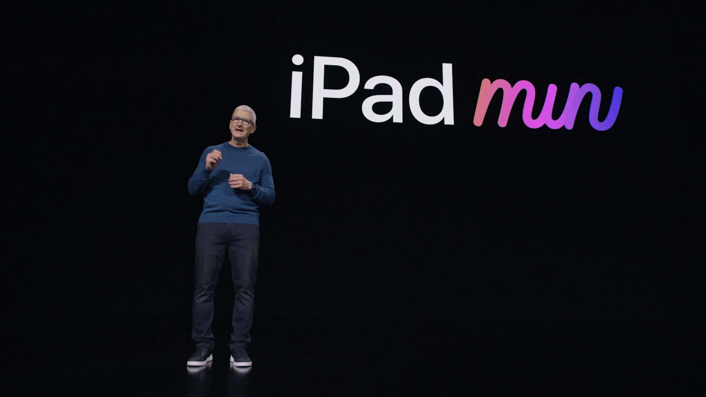Das iPad mini