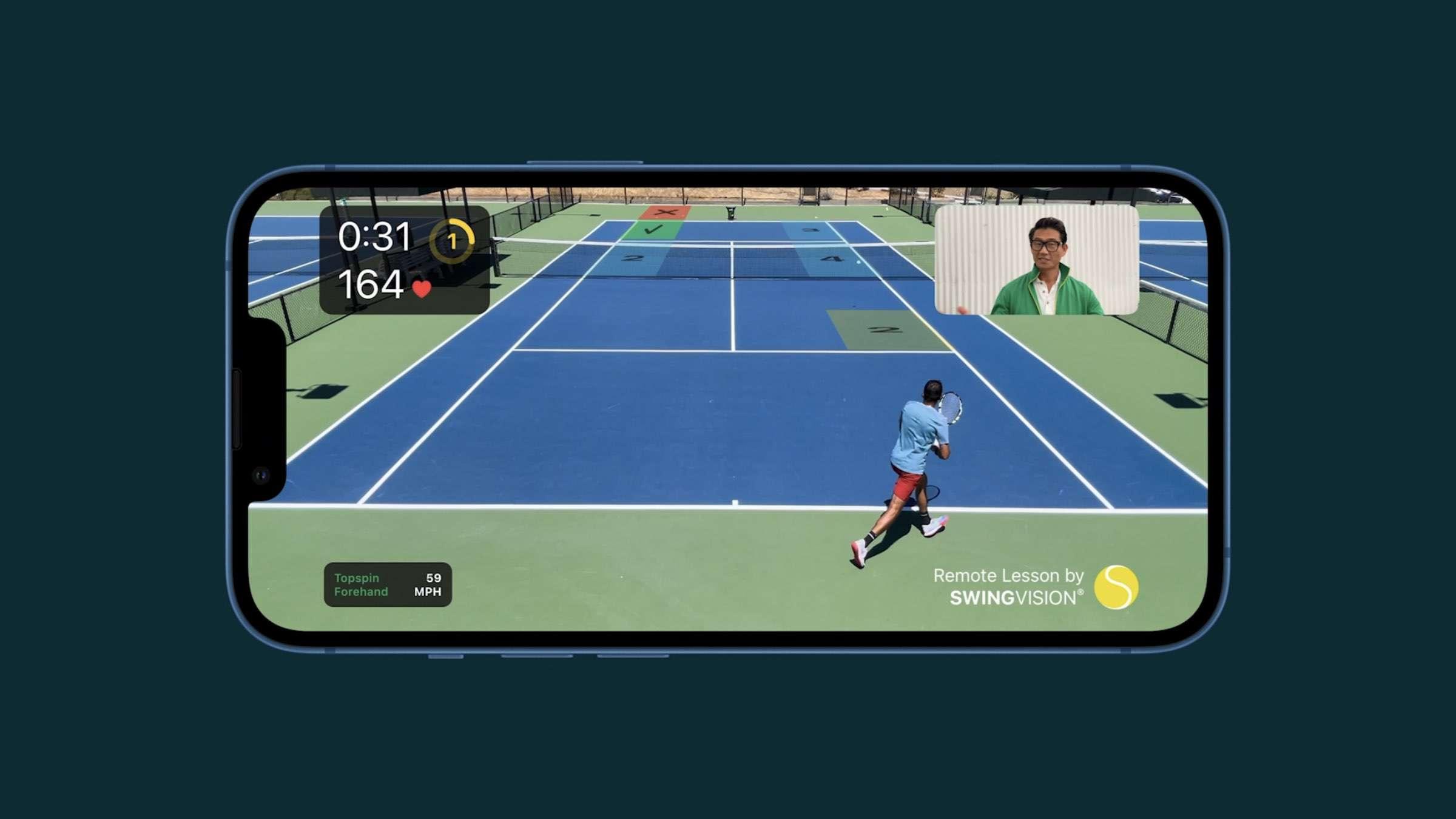 Tennis-Coach