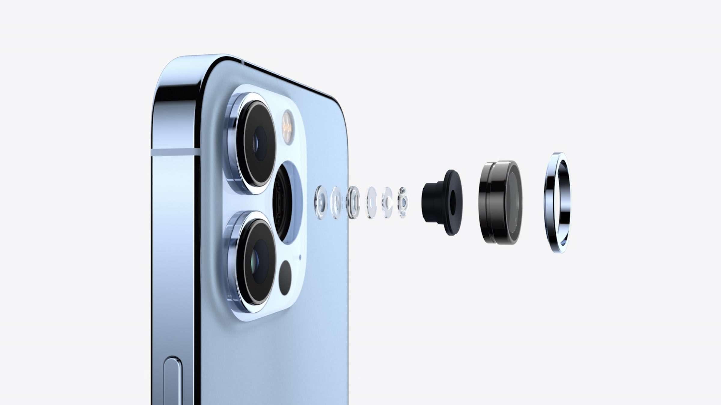 Die Kameralinsen