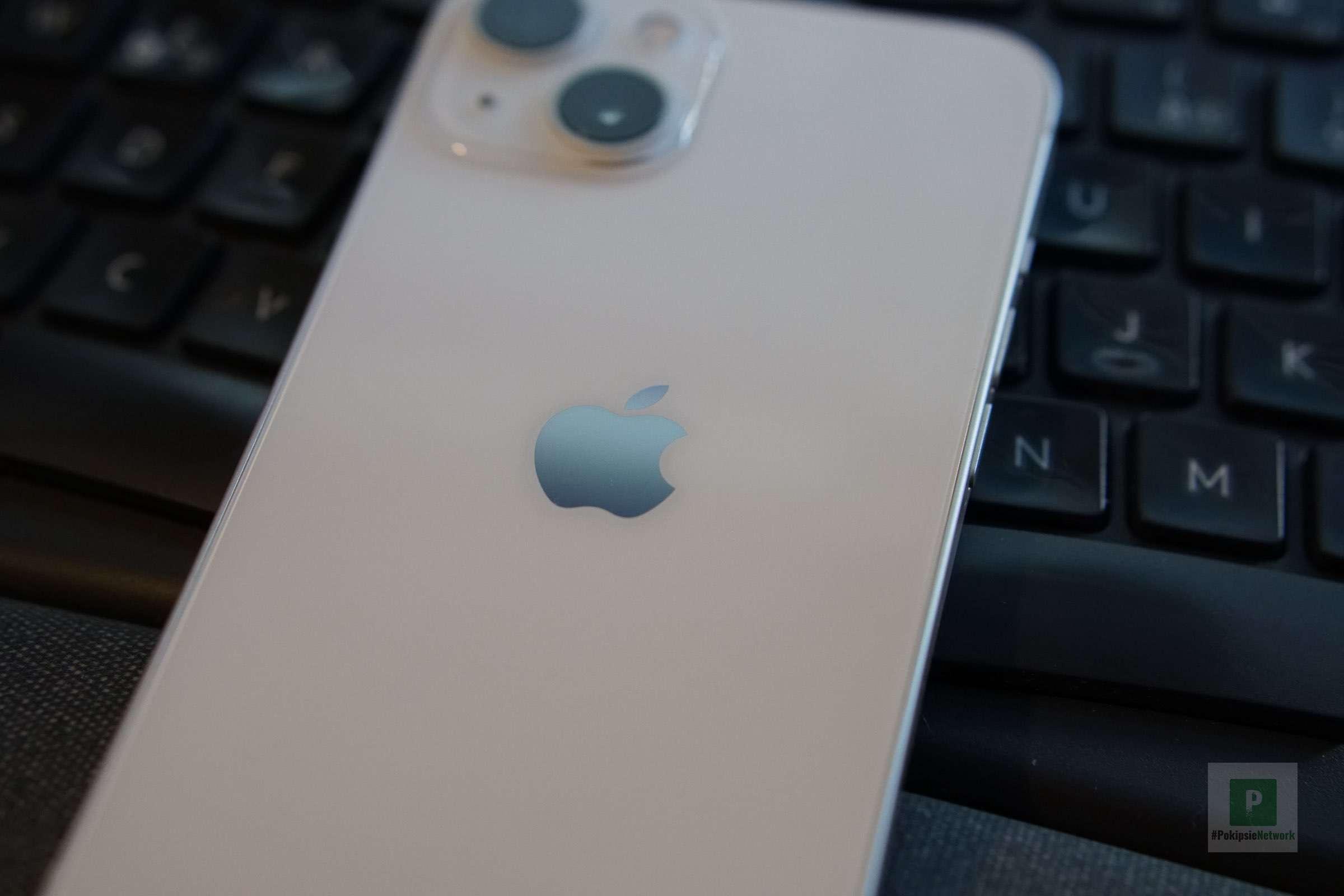 Die iPhone Rückseite mit den Magneten
