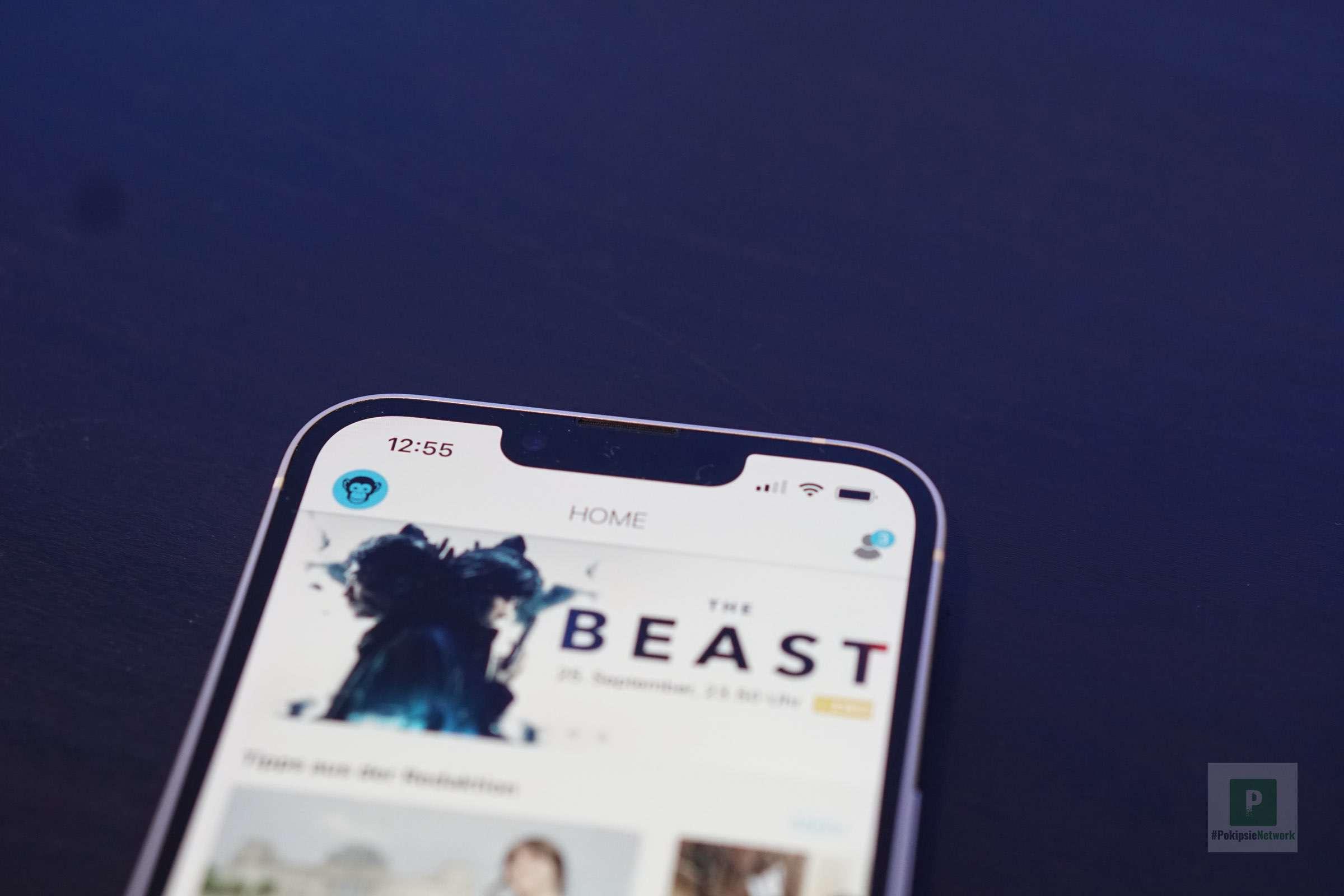 Teleboy App auf dem iPhone