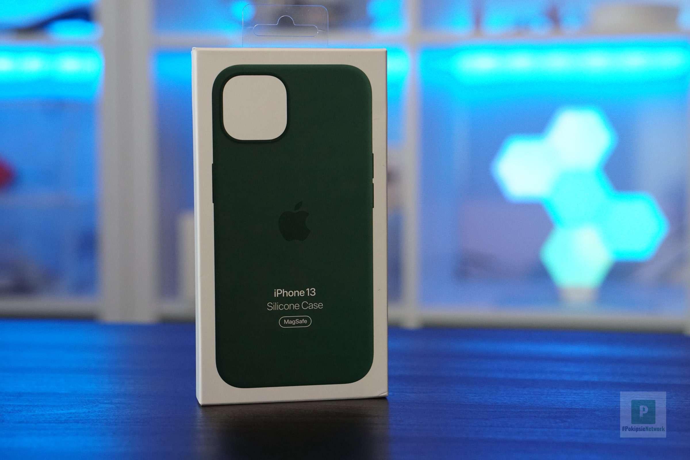 Apple Silikon Hülle vom iPhone 13