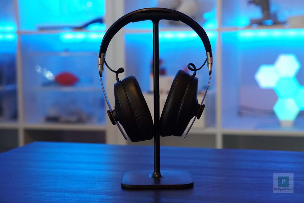 Der Kopfhörerständer