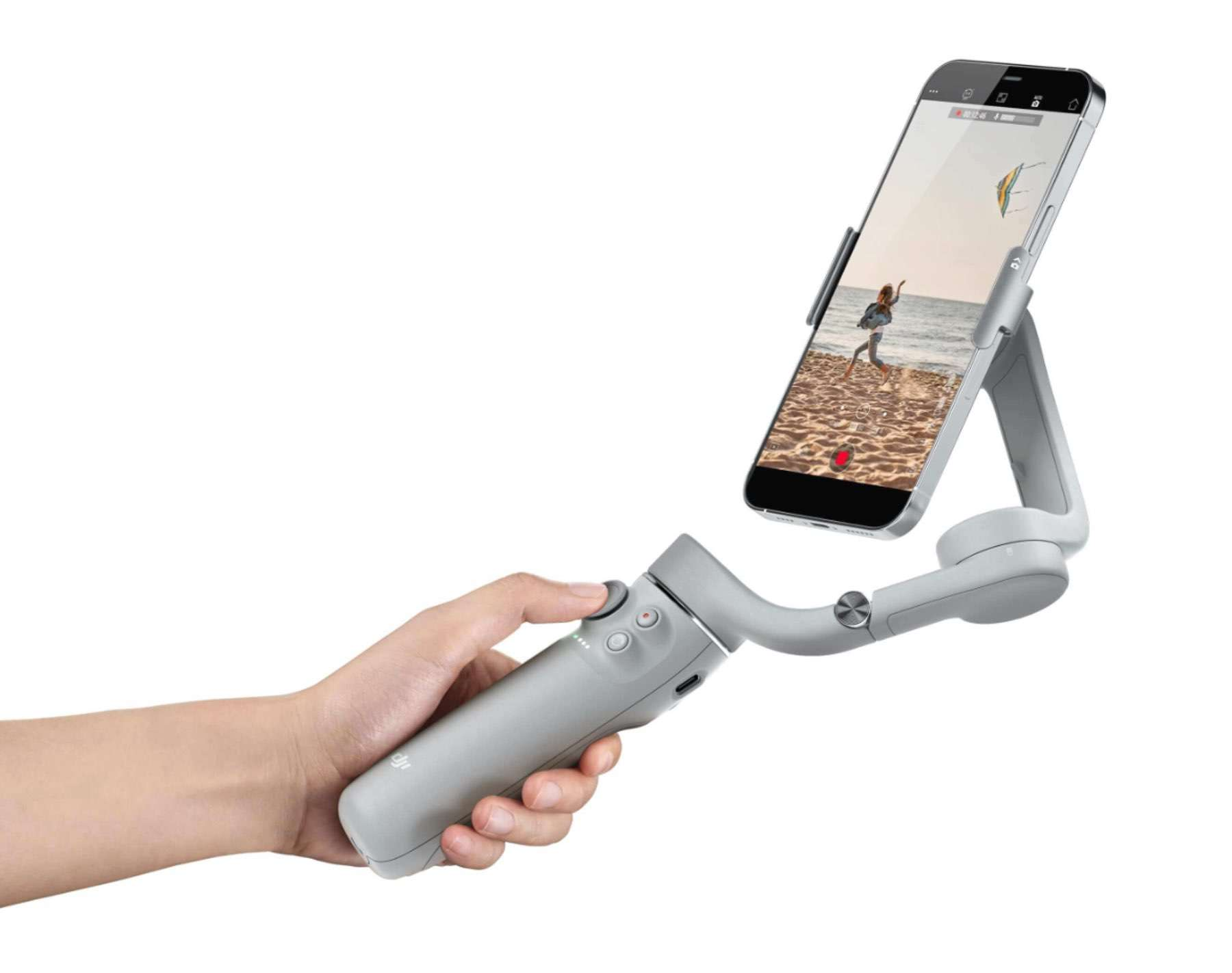 DJI Osmo Mobile 5 – Gimbal mit integriertem «Selfie Stick»