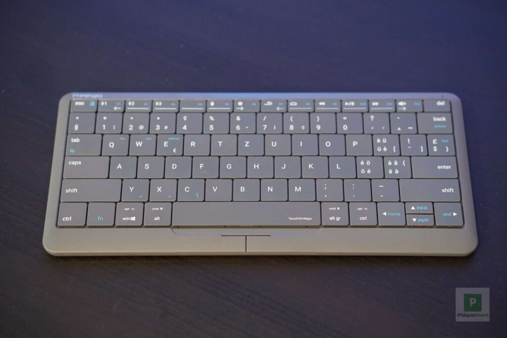 Die Prestigio Tastatur