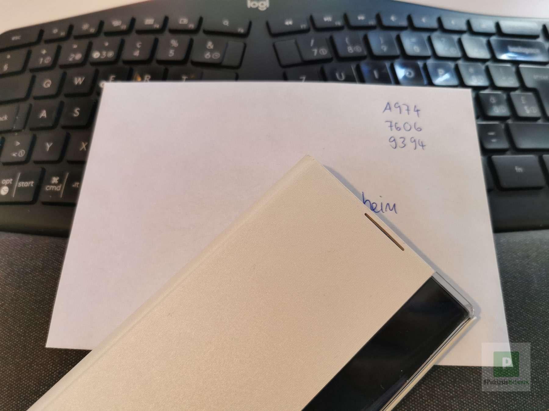 SMS-Briefmarke bestellen