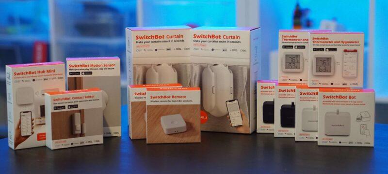 SwitchBot – Alle Gadgets im Test