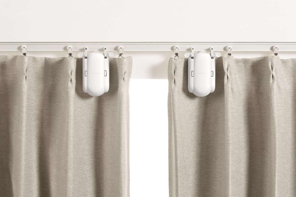 SwitchBot - Curtain in Aktion