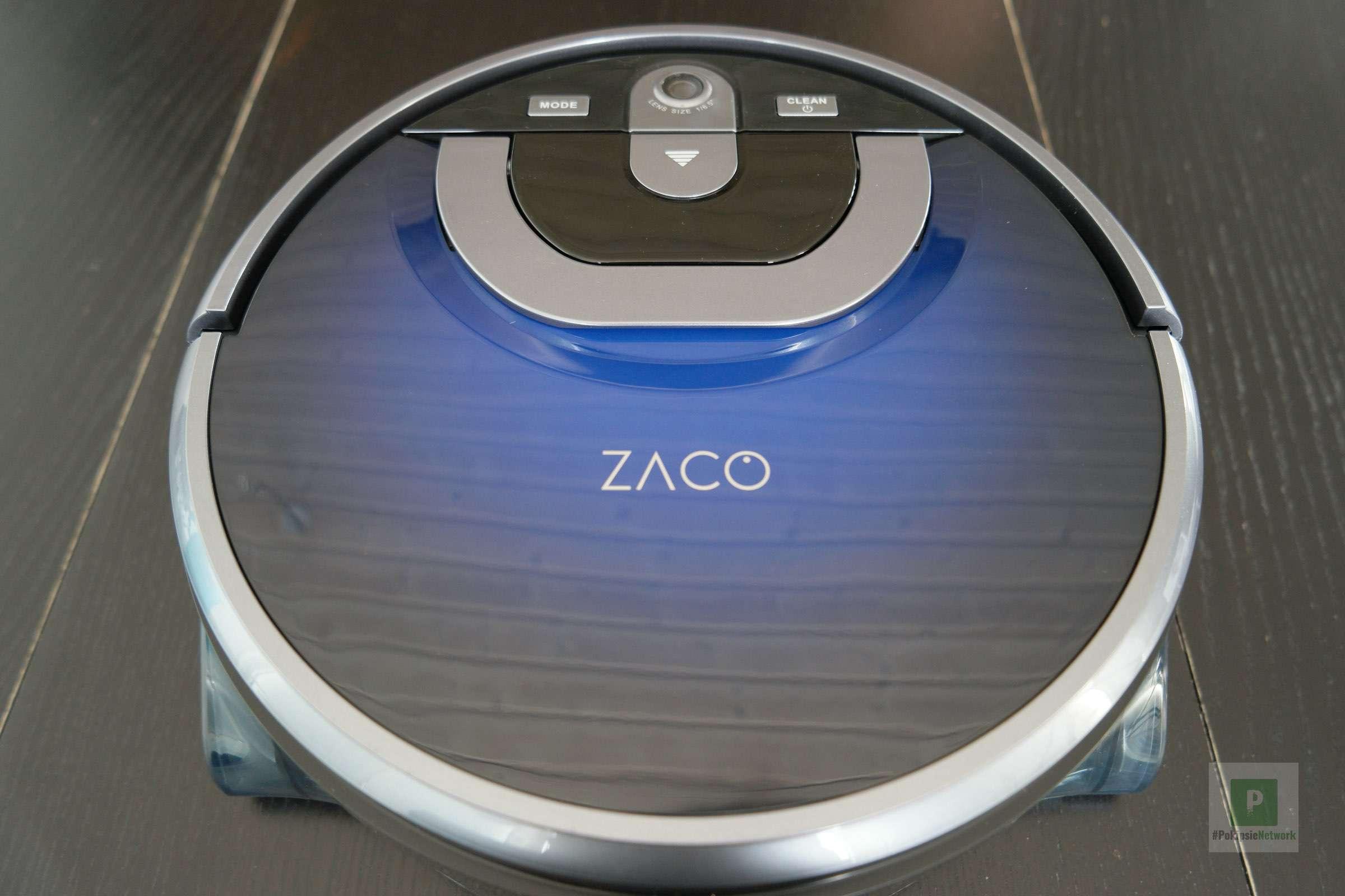 Zaco Wischroboter