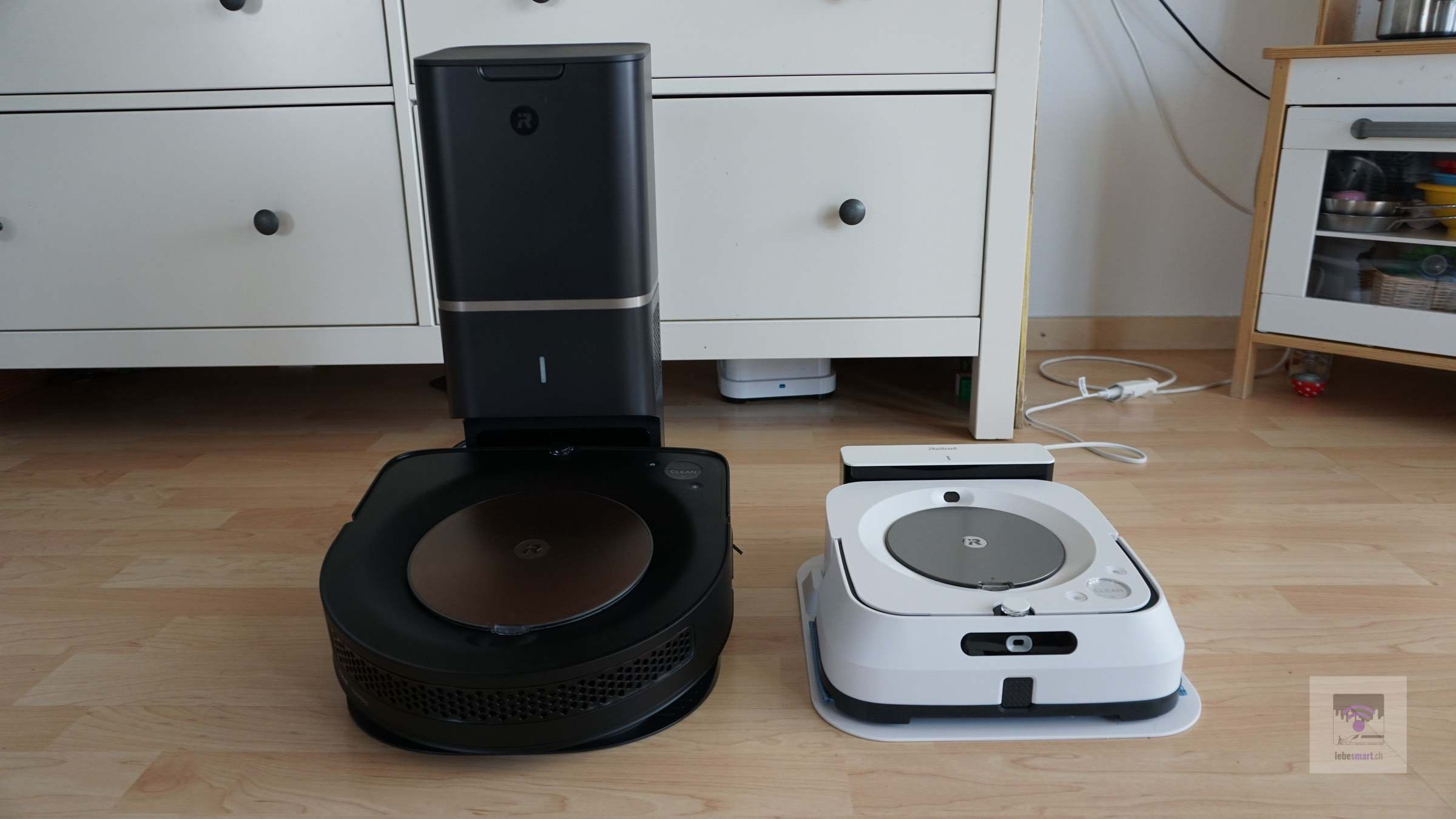 Genius 3.0 Update für «ältere» iRobot Saugroboter