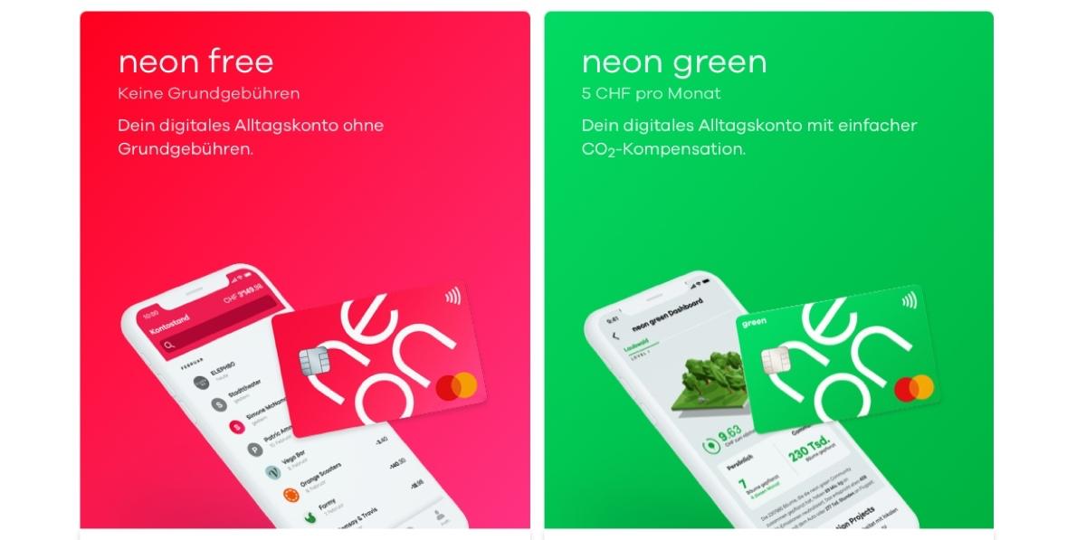 Neon Free oder Neon Green? Welches ist das richtige?