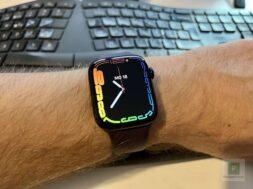 Apple Watch 7 – Headerbild