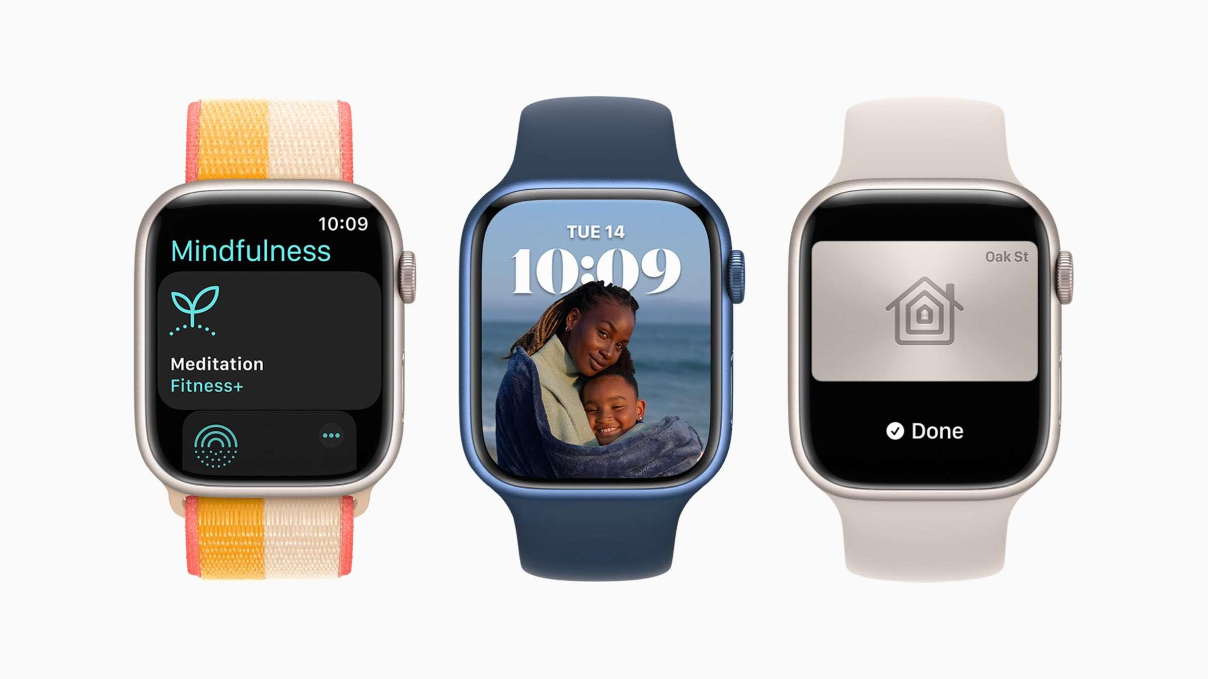 Apple Watch - watchOS 8