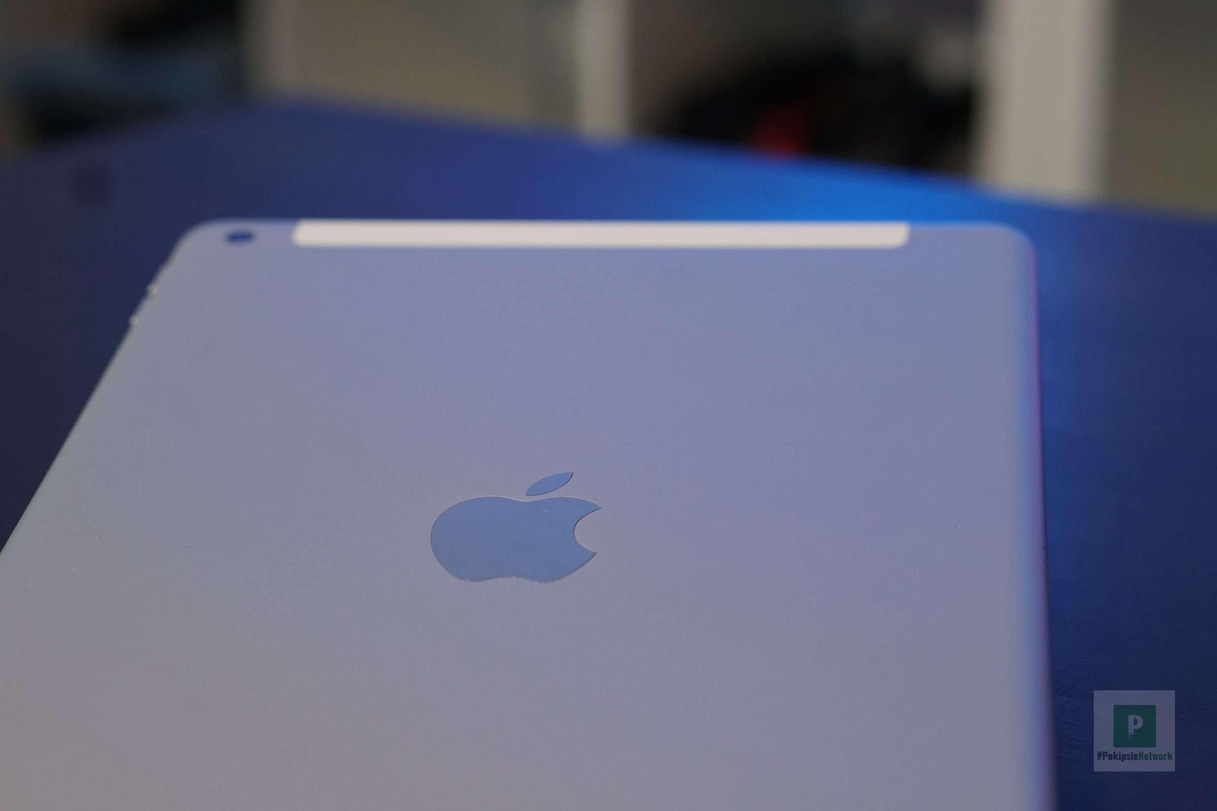 Die iPad Rückseite