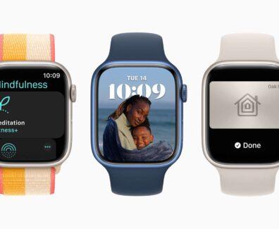 Apple – watchOS8 – Headerbild
