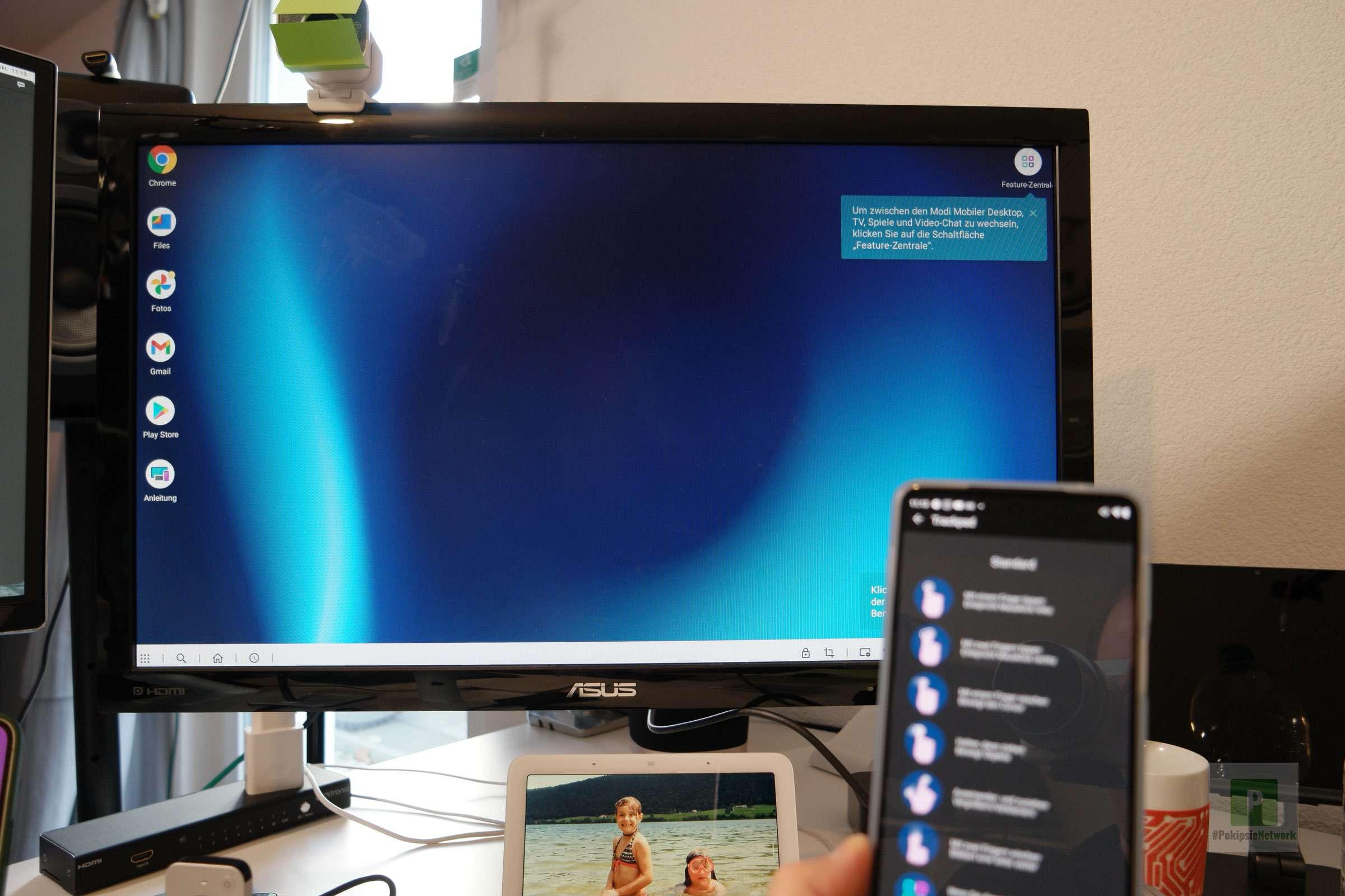 Motorola - Ready For - Mobiler Desktop