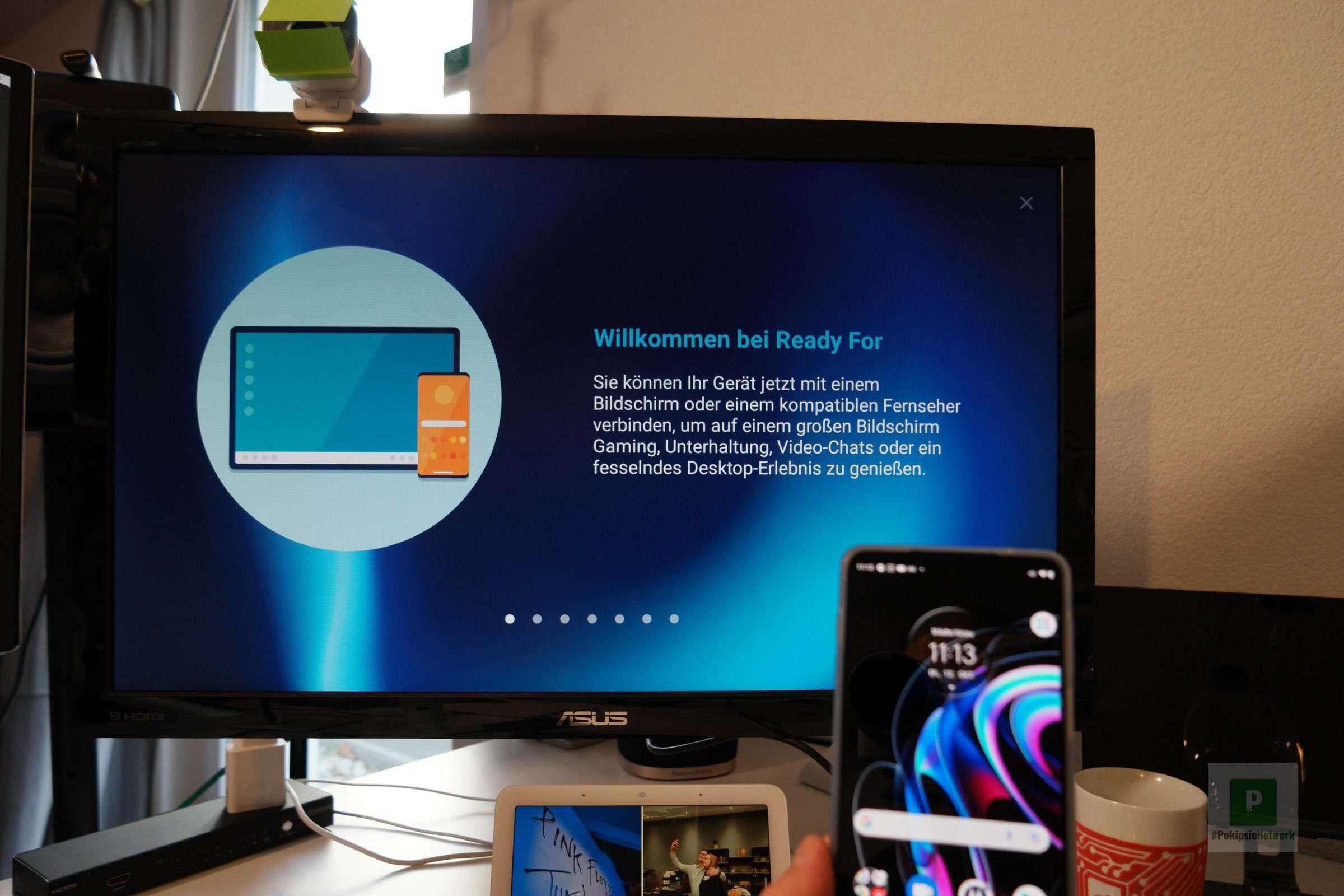 Motorola Ready For Technologie – Was ist das und was kann sie?
