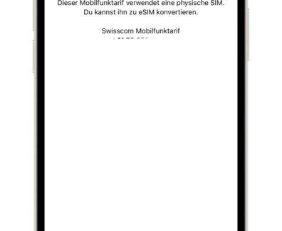 Welche Smartphones sind eSIM fähig?