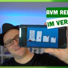 AVM FRITZ!Repeater im Vergleich – welcher passt zu mir
