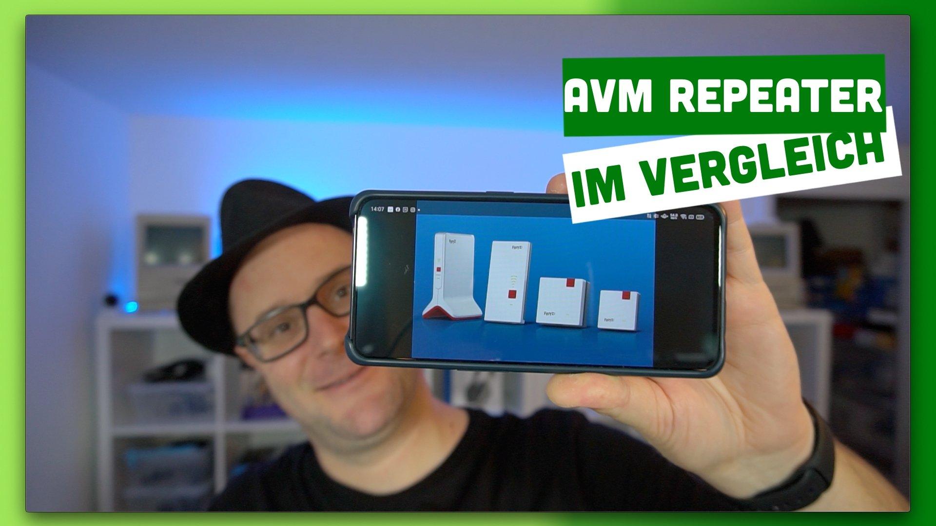AVM WLAN-Repeater – welcher passt zu mir