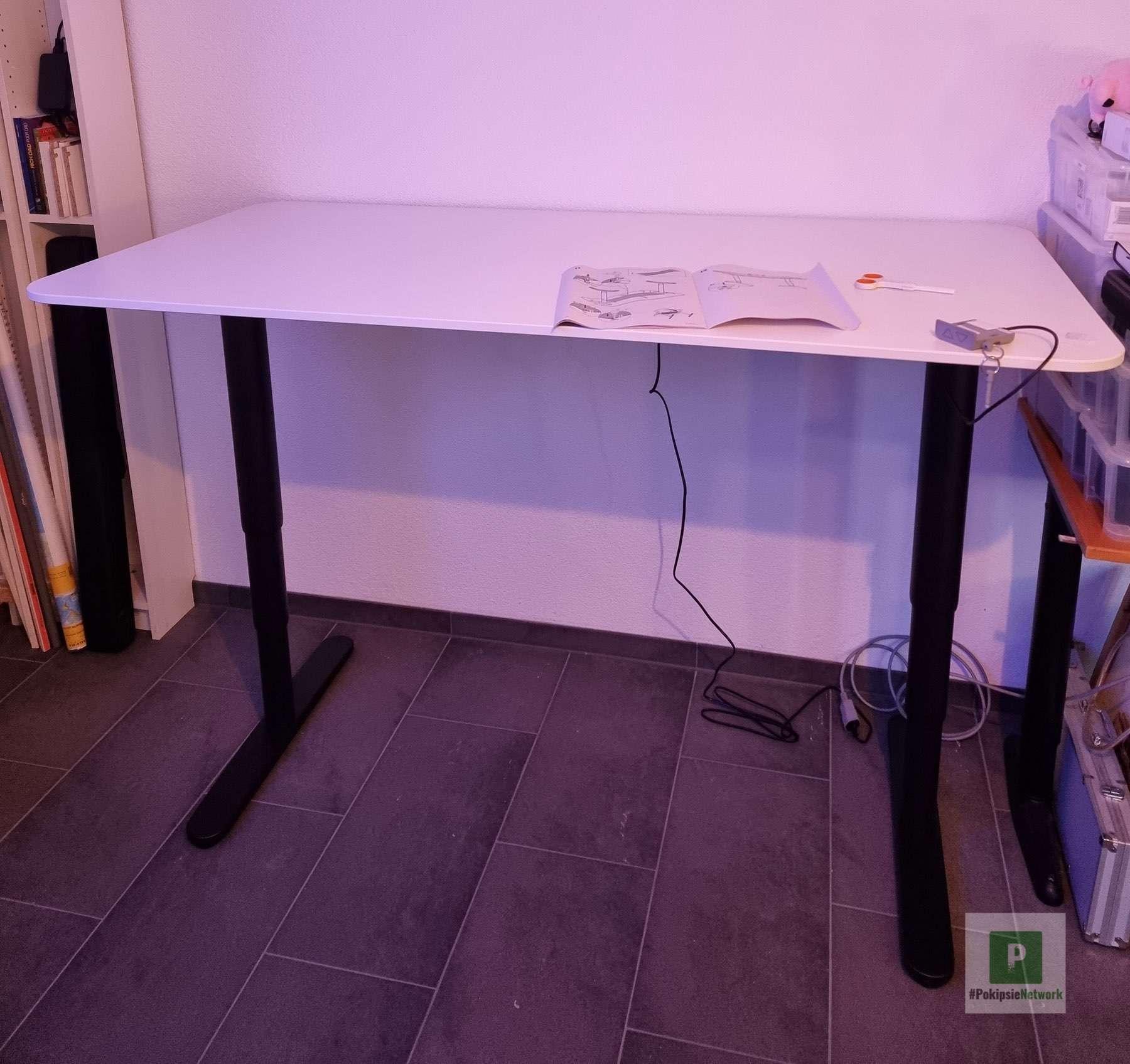 IKEA BEKANT – Stehschreibtisch für den gesunden Büro-Alltag