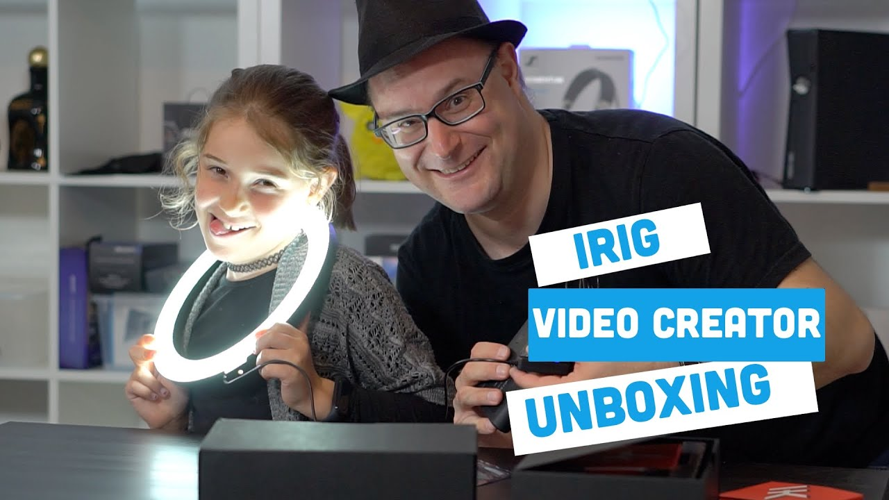 iRig Video Creator HD Bundle – Alles fürs nächste TikTok Video?